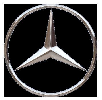 Información telefónica de la empresa  Mercedes-benz