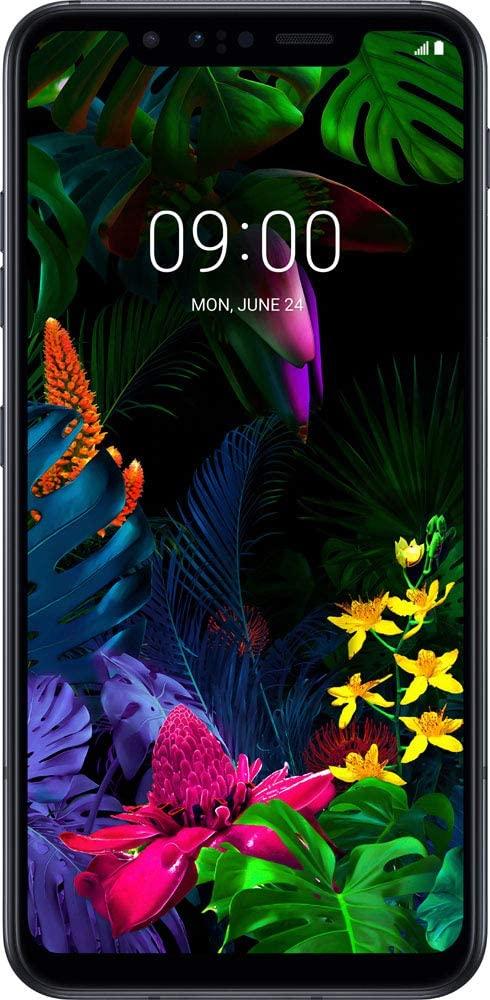 LG G8s Mirror Black