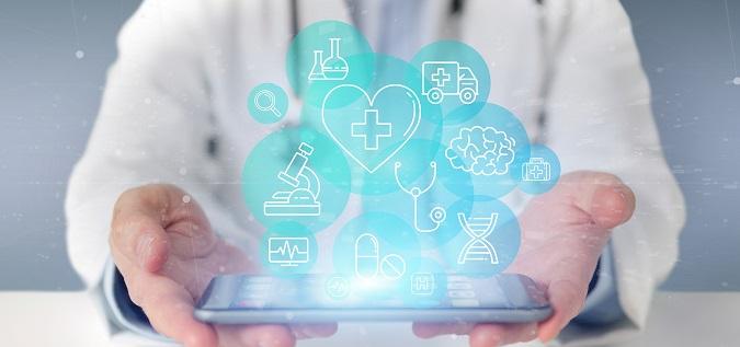 Simbiosis de tecnología y salud. No es una moda pasajera.