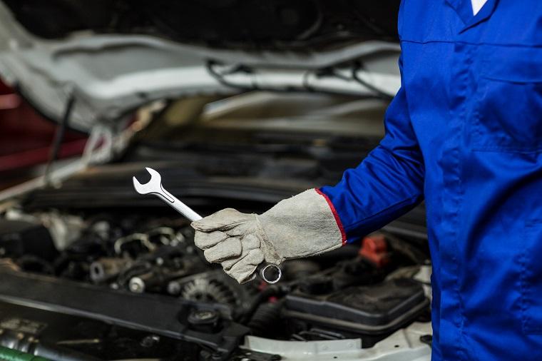 Un nuevo método que presenta cómo serán los talleres de coches en el futuro cercano ante el COVID-19