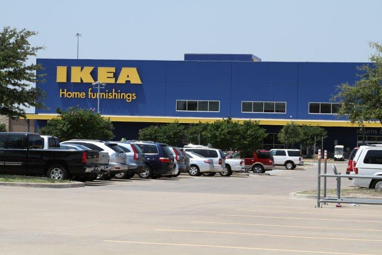 Ikea abrirá un punto de entrega de material en Navarra