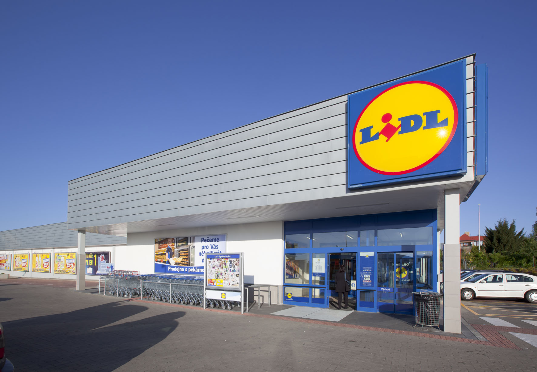 Nuevos empleos de Lidl en España