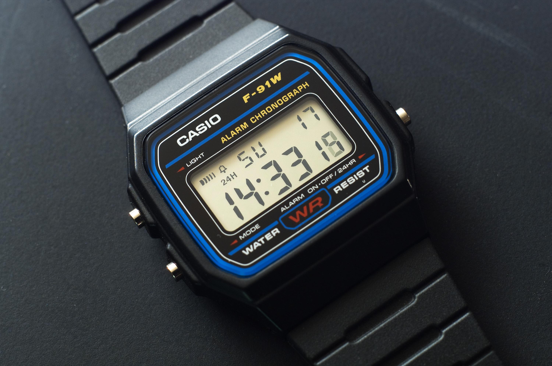 Casio entrará en el mundo de los smartwatchs el próximo año