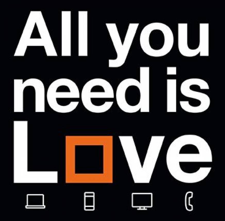 Love: la nueva marca convergente de Orange