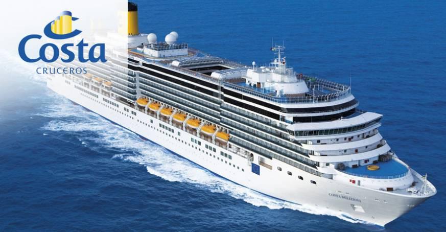 Costa cruceros desea potenciar el turismo en España, este verano.