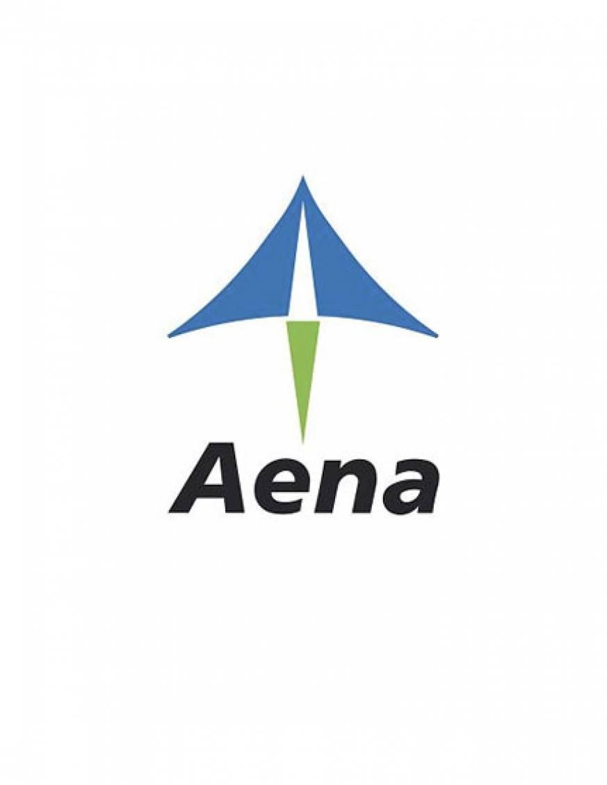 AENA subió en ventas