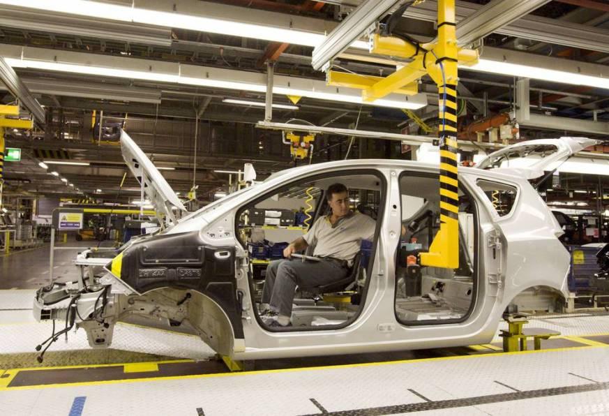 Opel España aumentó su producción nacional por quinto año consecutivo