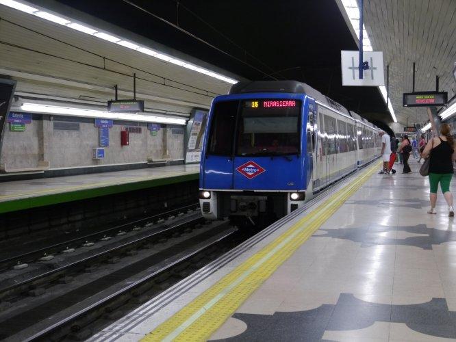 Diez estaciones de Madrid contarán con wifi gratis