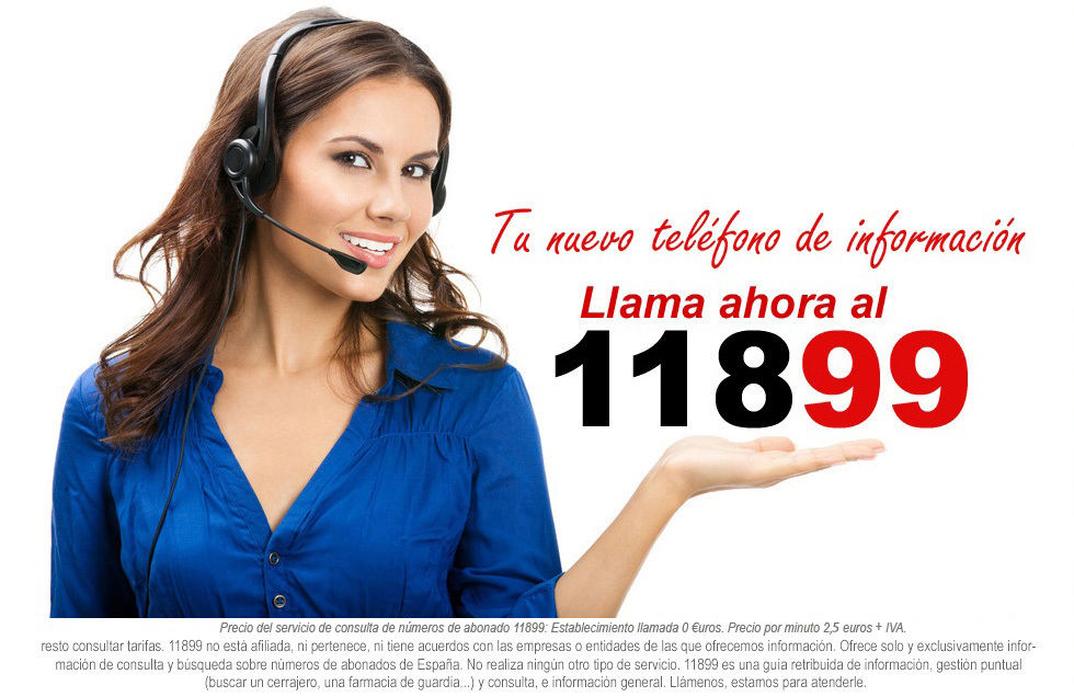 11899 - Teléfono de información