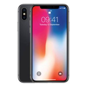 apple iphone x gris