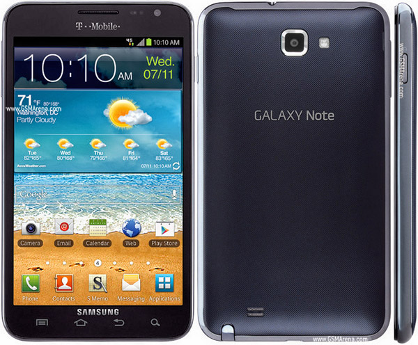 samsung galaxy note t mobile sgh t879